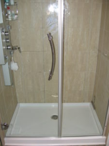 Testimonial photo - bathroom renovation